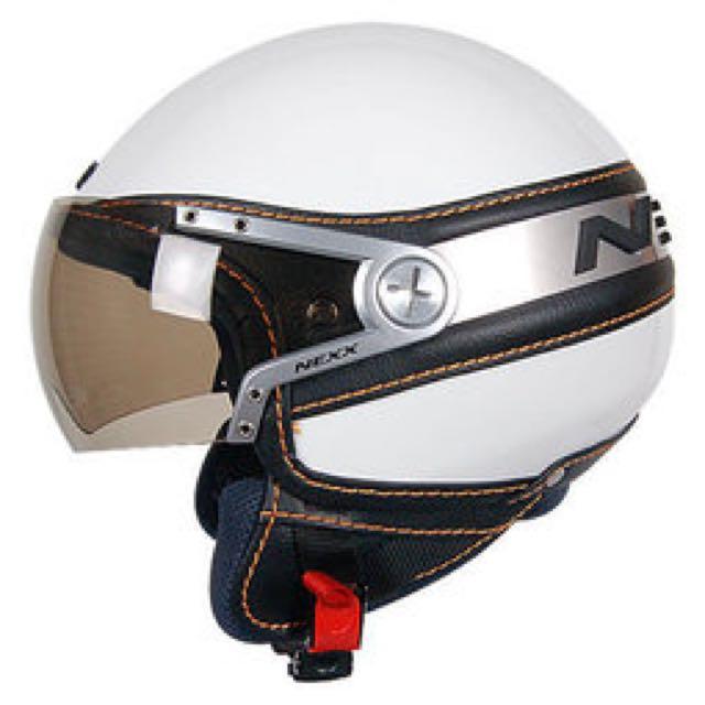 NEXX X60-ice半罩式安全帽