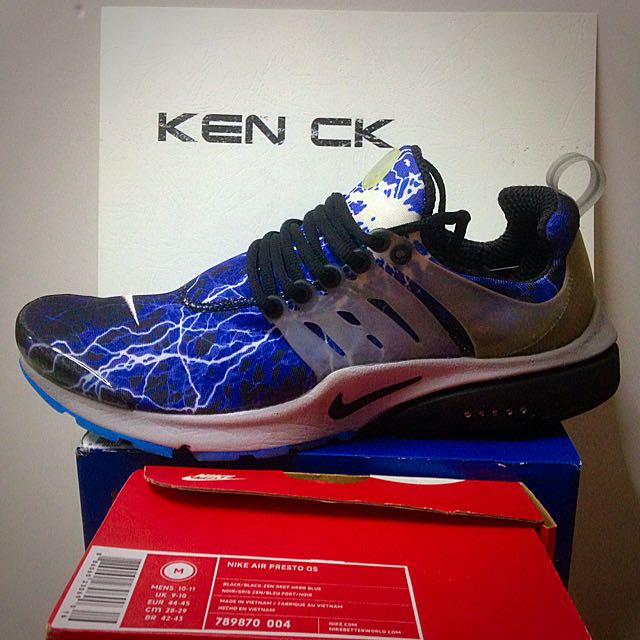 sports shoes 0f1ff cfb78 Nike Air Presto QS