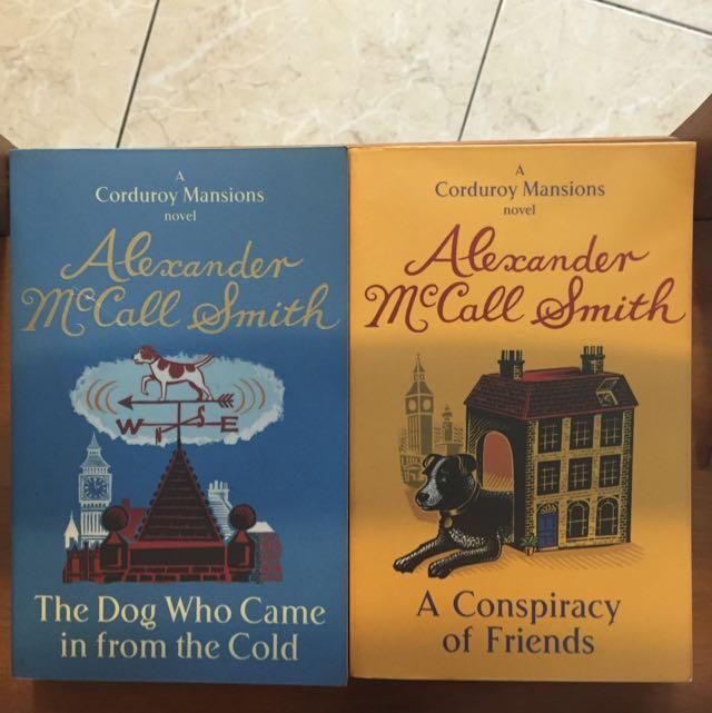 Novel By Alexander McCall Smith
