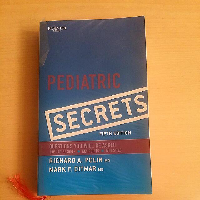 Pediatric Secrets, Fifth Edition