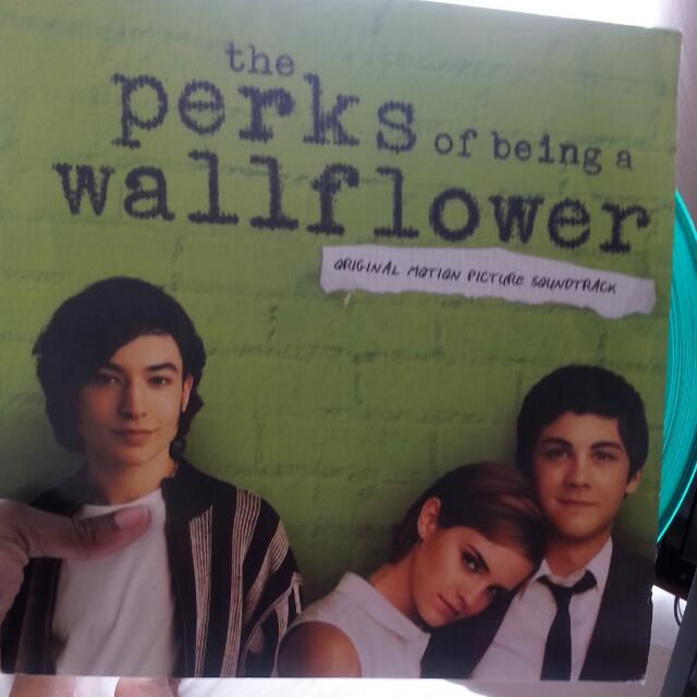 Perks Of Being a Wallflower VINYL