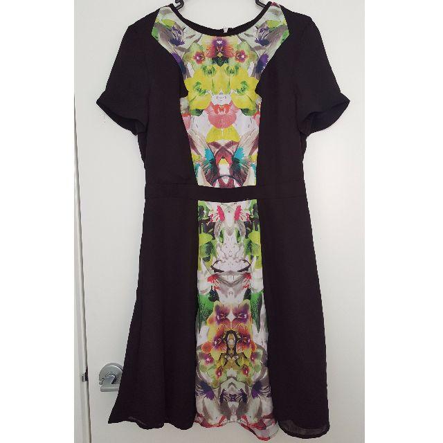Prabal Gurung for Target floral office dress