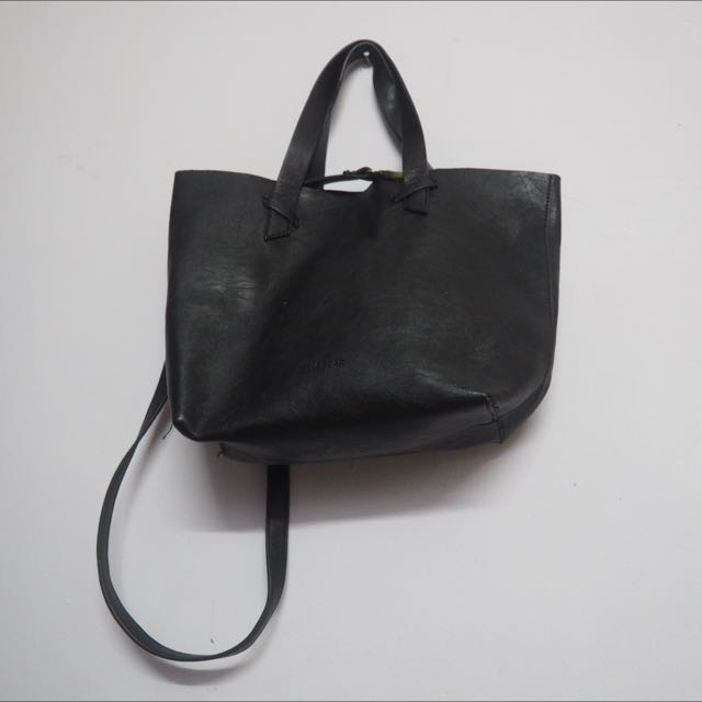 [Preloved] Mini Tote Bag From Pull&bear