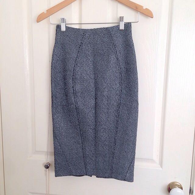 SHEIKE Hearts Desire Pencil Skirt