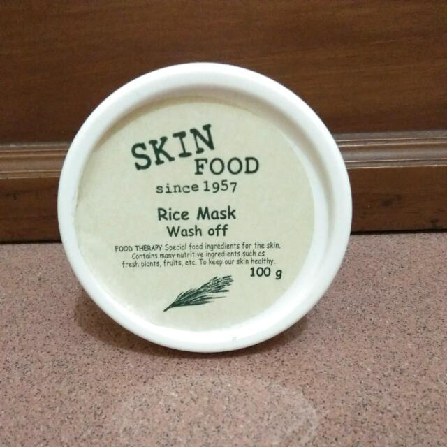 Skinfood Rice Mask Wash Off