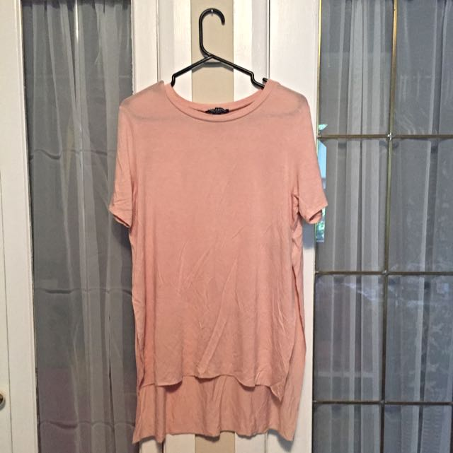 Slitted Shirt
