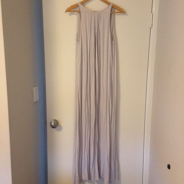 Sports girl Maxi In Lilac Greay
