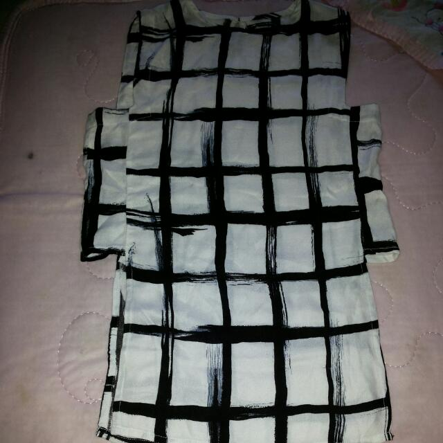 Square Dress New Dijual Karna Kekecilan Size S