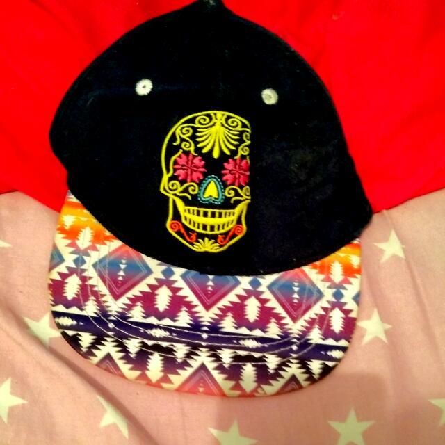 Suger Skull Hat