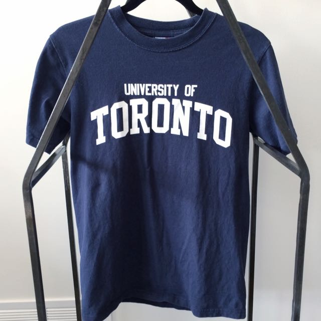 U of Toronto Blue T-shirt