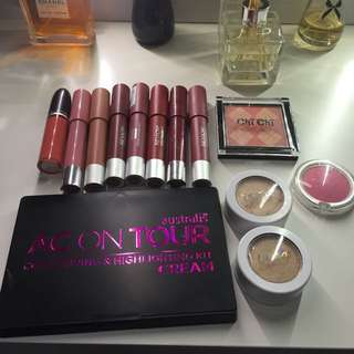Make Up Bundle, Mac Colourpop Revlon Chichi