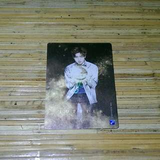 Infinite Official Collection Card Vol 2 Rare Card 004- Dongwoo