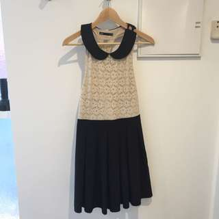 Schoolgirl Style Dress