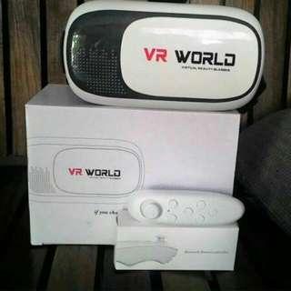VR BOX / VR WORLD