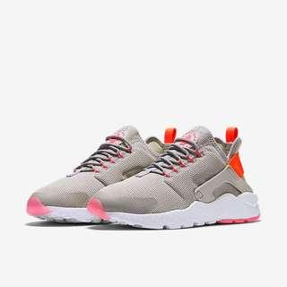 separation shoes 7752f f7770 Nike Air Huarache Ultra (Women) - Light Iron Ore Pink Blast Phantom