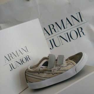 ARMANI JUNIOR Toddler Shoes