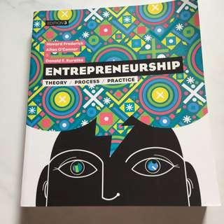 Entrepreneurship - 3rd Edition