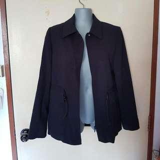 Benetton Black Blazer / Jacket