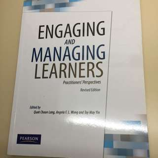 Engaging And Managing Learners