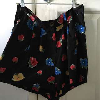 Luck and Trouble shorts