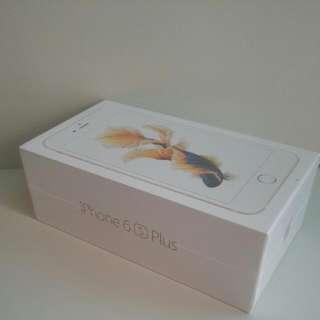 全新未拆盒iPhone 6S Plus 5.5吋螢幕 64GB 金色  原價HK$7188 現售HK$6700 交收地點:中環/油尖旺 有興趣請聯絡whatsapp 9099 1381