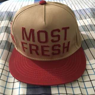 Neff Most Fresh Snapback Brand New