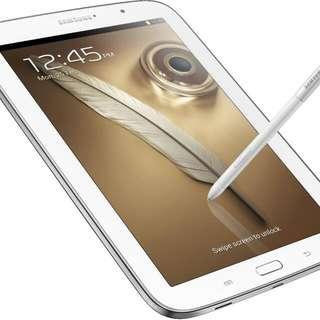 Samsung Galaxy  NOTE 8 Wi-Fi 16GB RAM