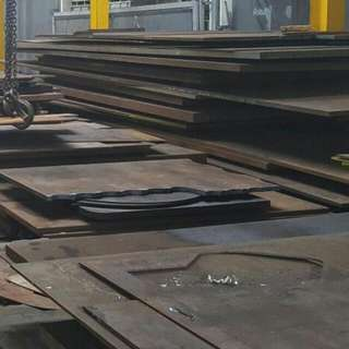 Looking To Buy Used Or Scrap Steel Plates (mild Steel)