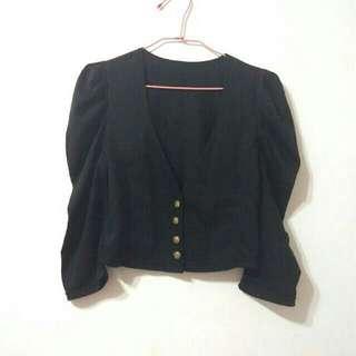 ✨公主七分袖短板小外套/罩衫