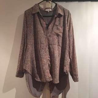 Miss Shop Shirt Size 10