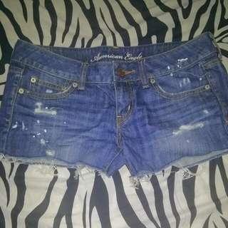 American eagle Short jean Shorts.
