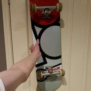 PLAN B Ryan Sheckler P2 Skateboard
