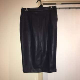 Forever New Pencil Skirt Size 10