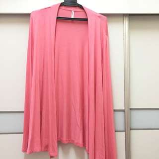 Cotton Cardigan (stretchable)
