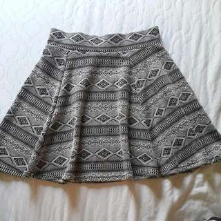 #H&M Skirt Size US XS