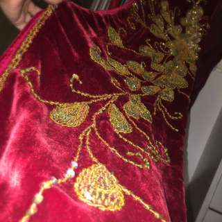 Beautiful Chinese Dress Custom Made