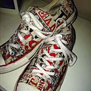 CUSTOM MADE CONVERSE ALL STAR