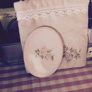 日本直送玫瑰花鏡連袋(現貨半價)