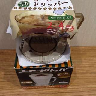 Cone Drip V60, Coffee Dripper