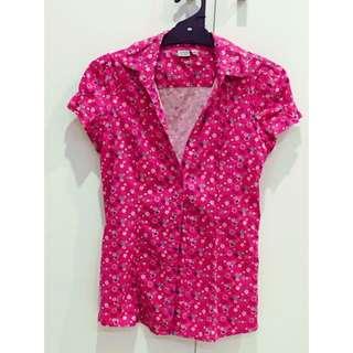 Pink Shirt -S