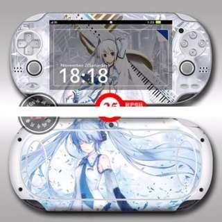 [Pre-Order] PS Vita 1000 Hatsune Miku Decals