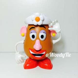 迪士尼 玩具總動員 蛋頭太太糖果罐 公仔 擺飾 非扭蛋 盒玩