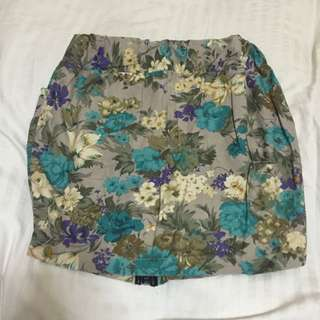 Cute Printed Skirt (unbranded)