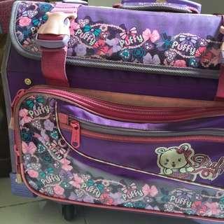 Hawk Purple Bag
