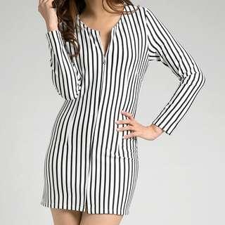 Dress Stripes Fit Body