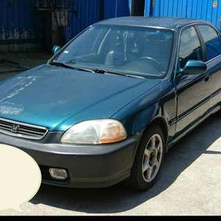 Honda Civic 1996 Model