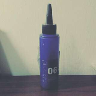 (保留)FEAZAC 胺基酸彩色修護染 06 時尚藍