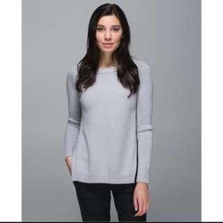 Lululemon Yin To You Sweater Size 4