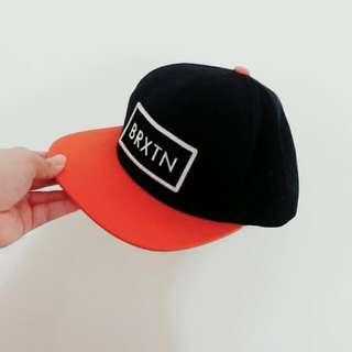 #二手 BRIXTON 帽子