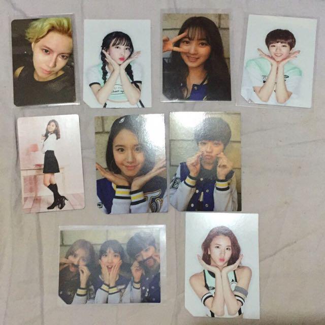 韓團 官方 韓版 小卡